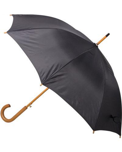 Klasyczny czarny parasol Mountain Warehouse