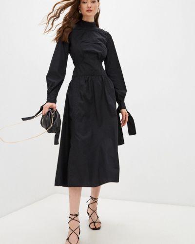 Платье - черное N°21