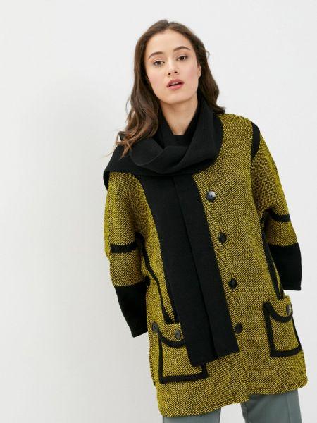 Желтый свитер Milana Style
