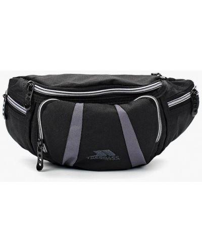 Черная поясная сумка Trespass