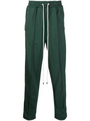 Zielone spodnie Domrebel