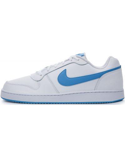 Кеды белые кожаный Nike