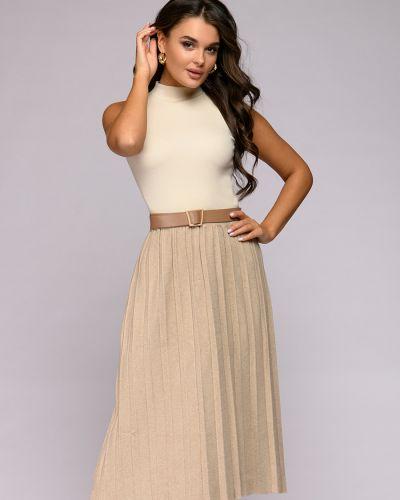 Плиссированная юбка 1001 Dress