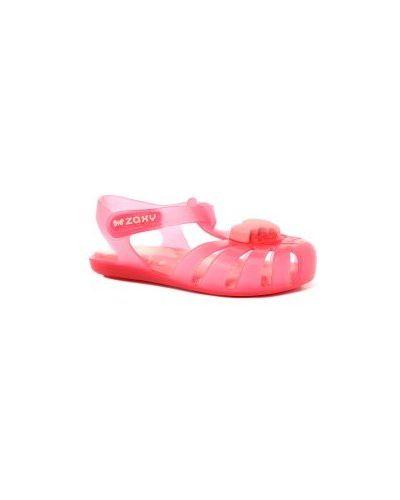 Босоножки розовый Zaxy