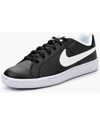 Черные кеды Nike