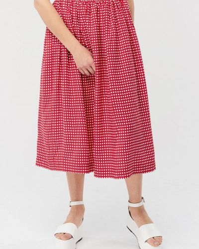 Красная юбка Mascot