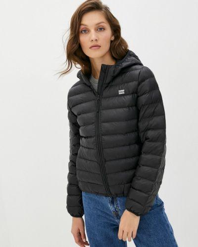 Теплая черная утепленная куртка Levi's®