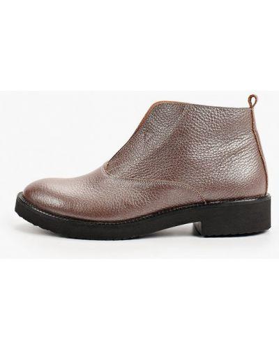 Розовые весенние ботинки Enzo Logana