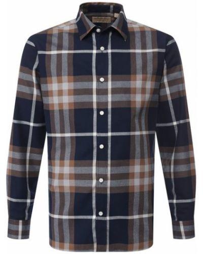 Рубашка фланелевая хлопковая Burberry