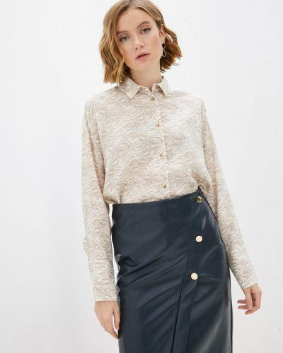 Рубашка - бежевая Balunova Fashion Design Studio