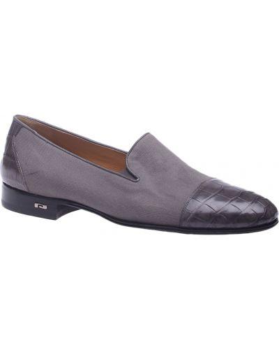 Серые туфли Pakerson