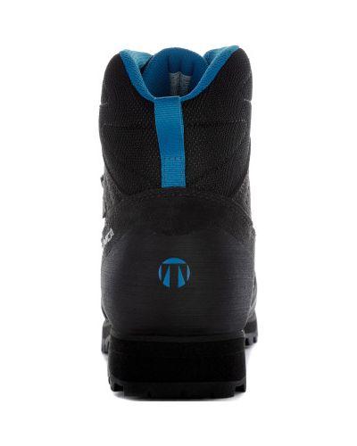 Облегченные черные кожаные сапоги Tecnica