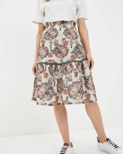 Разноцветная юбка Alina Assi
