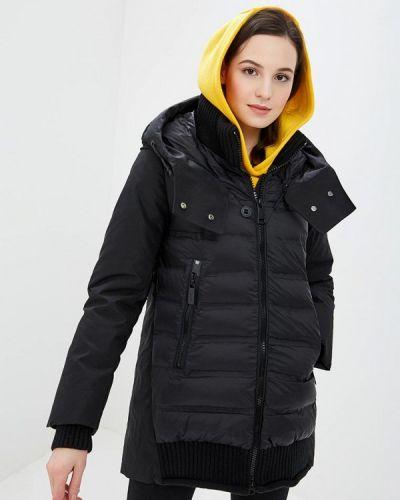 Утепленная куртка осенняя демисезонная Clasna