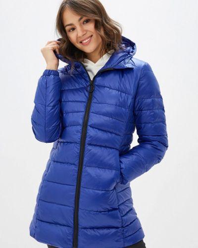 Зимняя куртка осенняя синий United Colors Of Benetton