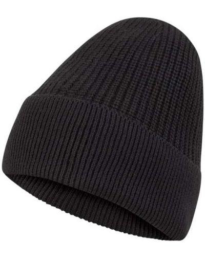 Bawełna bawełna czarny czapka baseballowa z mankietami Mcneal