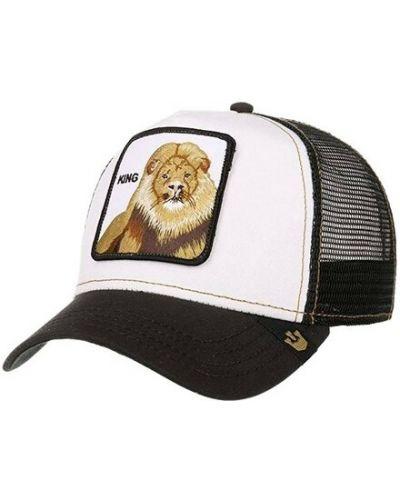 Biała czapka z daszkiem Goorin Bros