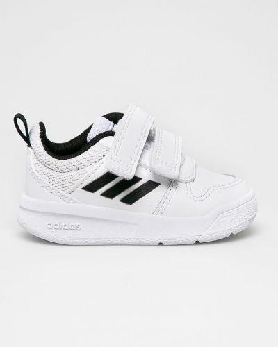 Кроссовки кожаные белые Adidas