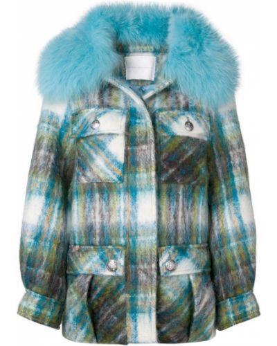 Синяя куртка Giada Benincasa