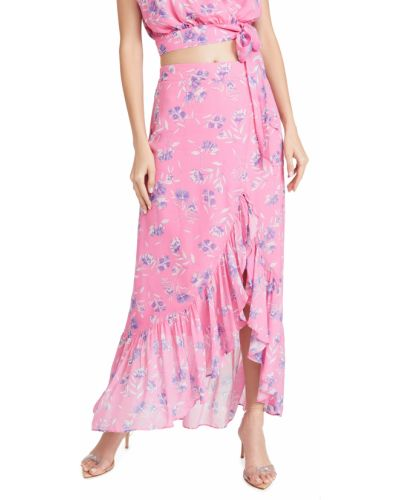 Юбка на резинке - розовая Yumi Kim