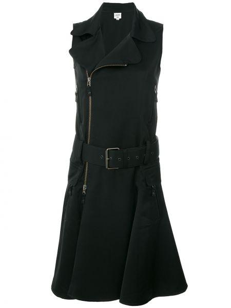 Платье с поясом винтажная на молнии Jean Paul Gaultier Pre-owned