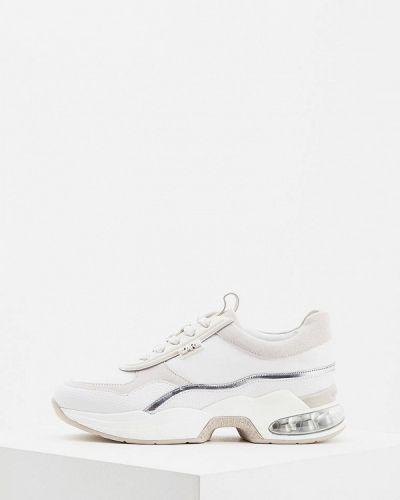Кроссовки замшевые 2019 Karl Lagerfeld
