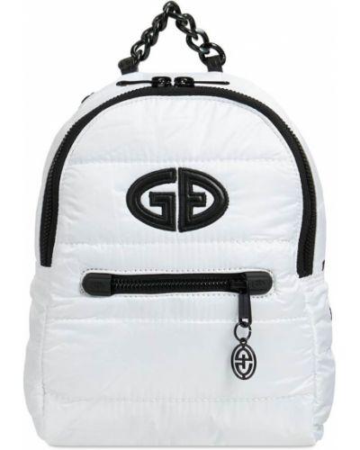 Нейлоновый рюкзак - белый Goldbergh