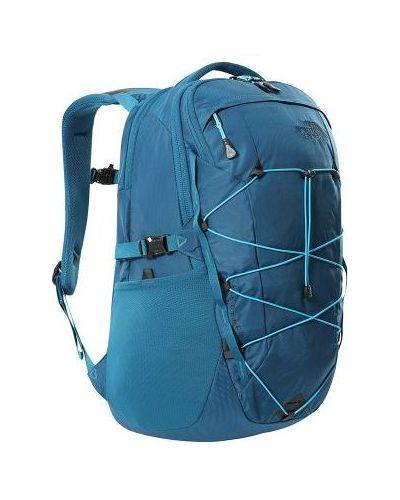 Niebieski plecak na laptopa The North Face