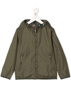 Płaszcz przeciwdeszczowy - zielony Ciesse Piumini Junior