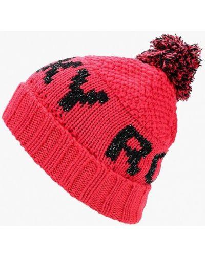 Красная шапка осенняя Roxy