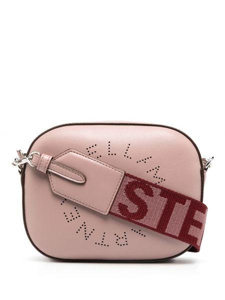 Розовый ремень с поясом Stella Mccartney