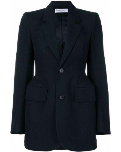 Пиджак приталенный Balenciaga