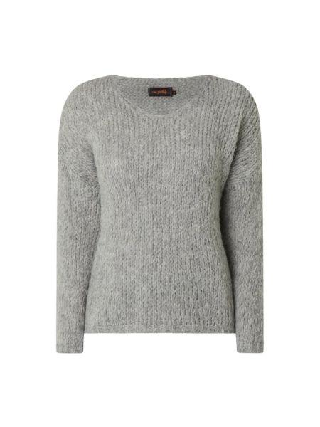 Sweter wełniany - czarny Miss Goodlife