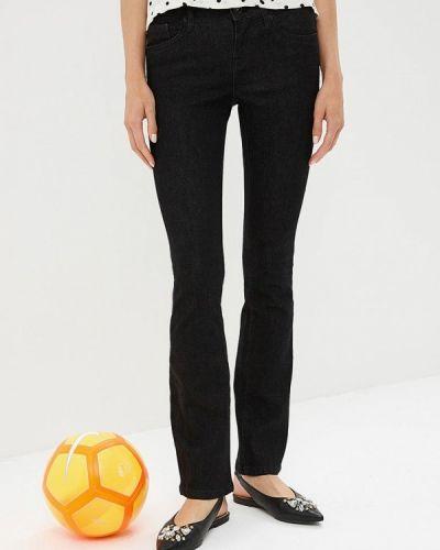Широкие джинсы расклешенные черные Ovs