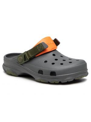 Klasyczne szare chodaki Crocs