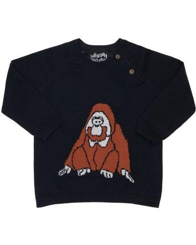 Bawełna bawełna czarny sweter Infantium Victoria