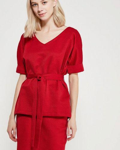 Блузка красная A-a By Ksenia Avakyan