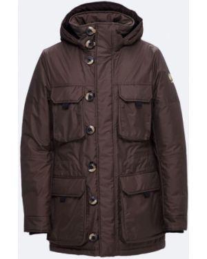 Куртка с капюшоном спортивная флисовая Kanuk