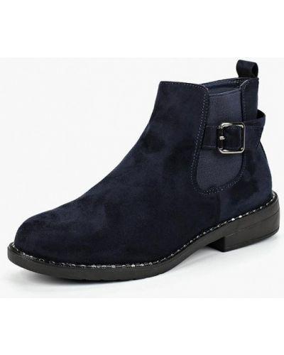 Ботинки на каблуке осенние Vera Blum