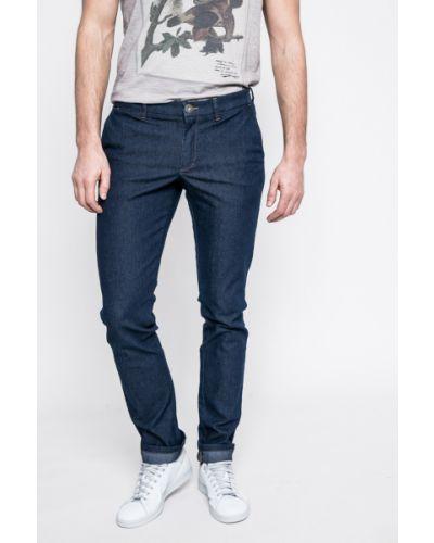 Джинсы-скинни зауженные Trussardi Jeans