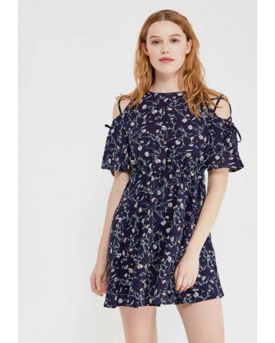 Синее платье Urban Bliss