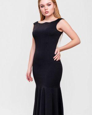 Платье черное Sfn
