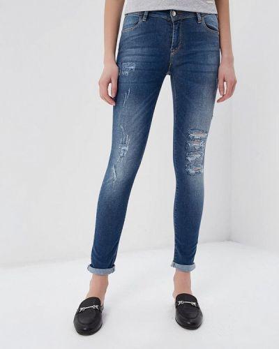 Синие джинсы Met