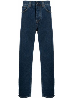 С завышенной талией прямые джинсы классические с карманами Carhartt Wip