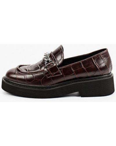 Коричневые зимние туфли Vitacci