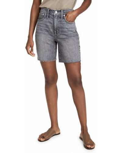 Хлопковые шорты Madewell