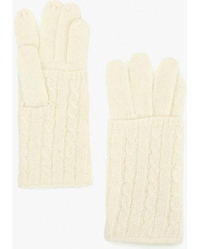 Белые перчатки текстильные Fabretti