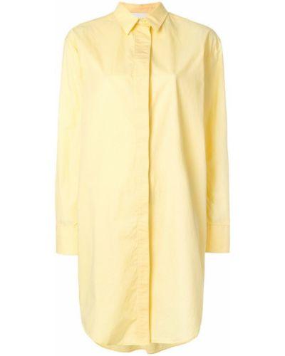Платье рубашка на пуговицах с длинными рукавами Cédric Charlier