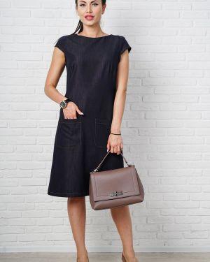 Летнее платье джинсовое платье-сарафан Taiga