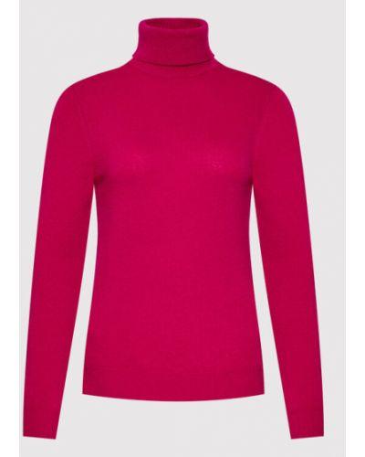 Golf - różowy United Colors Of Benetton